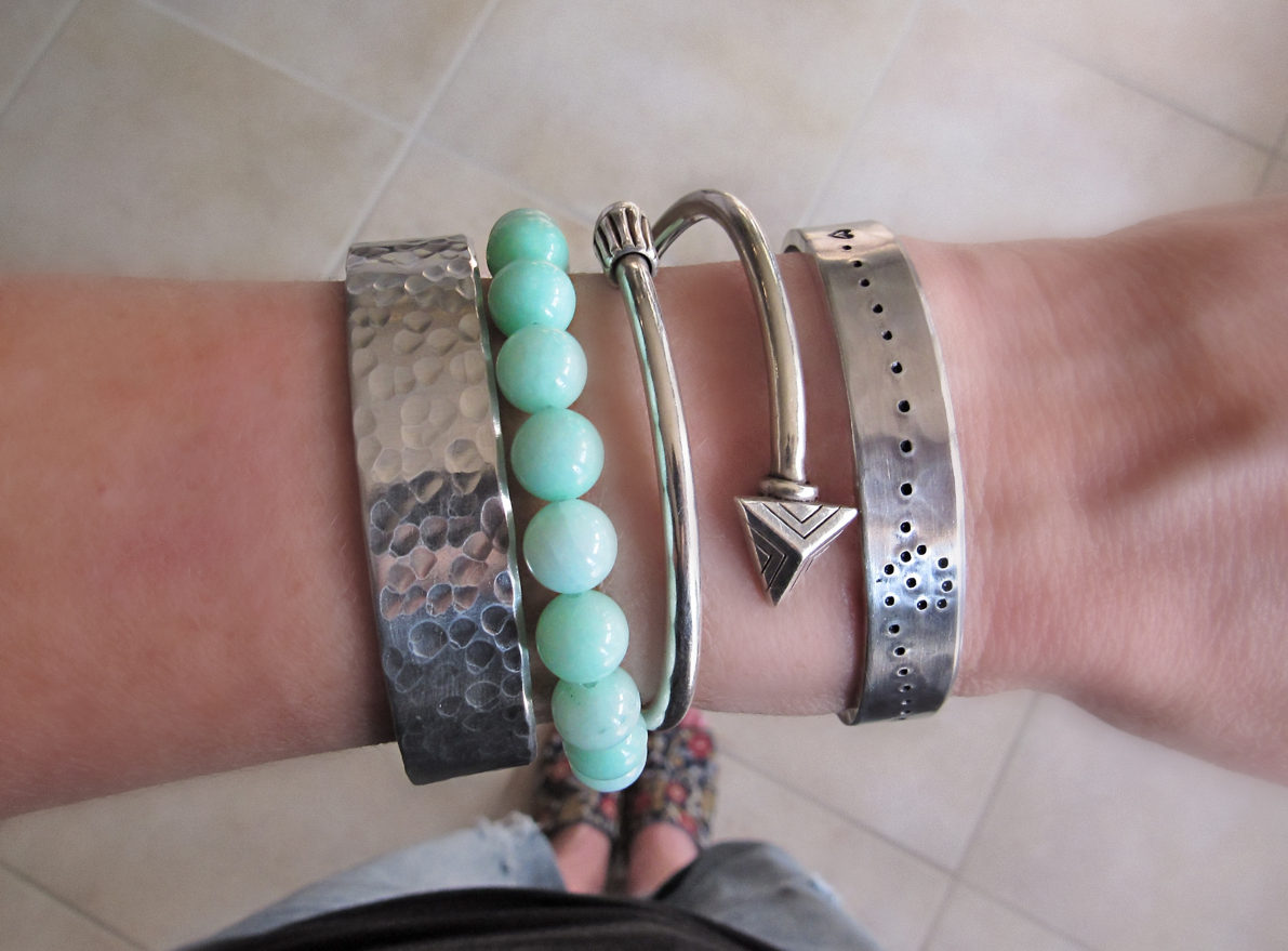 How To Wear A Cuff Bracelet – Maintaining It's Shape and Form